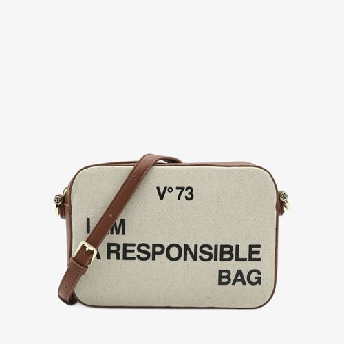 RESPONSABILITY shoulder bag